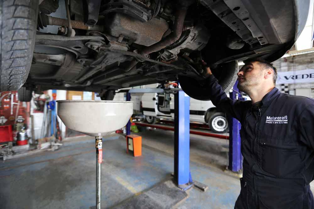 Garage mouchet fils tagnon for Vidange voiture garage